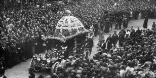 """1917年11月18日,盛宣怀""""大出葬"""""""