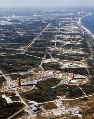 美国佛罗里达州卡纳维拉尔角肯尼迪航天中心