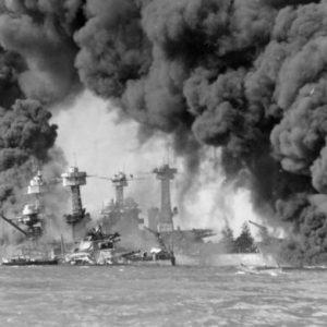 1941年,珍珠港