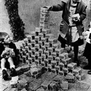 魏玛共和国通货膨胀