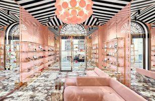迷人的米兰风格,Aquazzura品牌店 | Casa do Passadiço