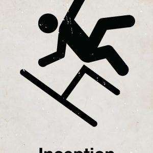 Inception - Viktor Hertz设计作品之《盗梦空间》电影海报