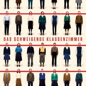 The Silent Revolution - 德国电影《沉默的教室》海报