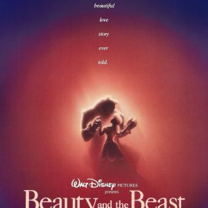 Beauty and the Beast - 《美女与野兽》电影海报