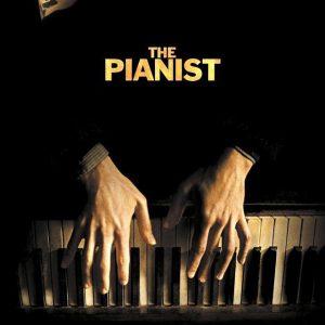 The Pianist - 《钢琴家》电影海报