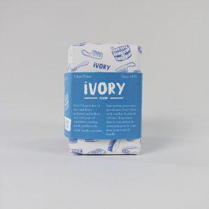 Ivory香皂包装设计