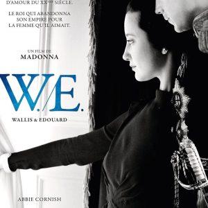 W.E. - 《倾国之恋》电影海报