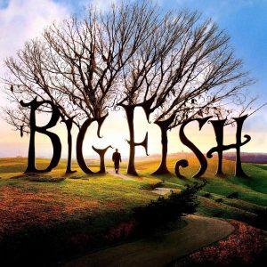 Big Fish - 《大鱼》电影海报