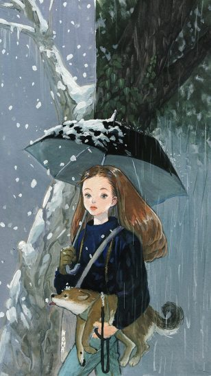 韩国插画师 Noma 作品
