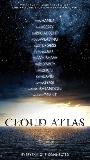 Cloud Atlas - 《云图》电影海报