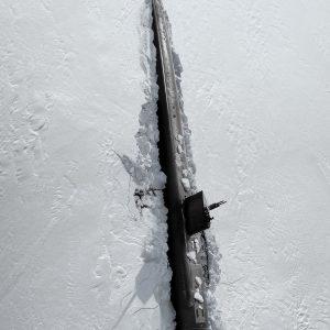 Hunter Killer - 美国电影《冰海陷落》海报