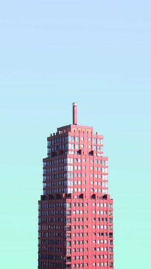 极简主义建筑摄影作品:糖果鹿特丹