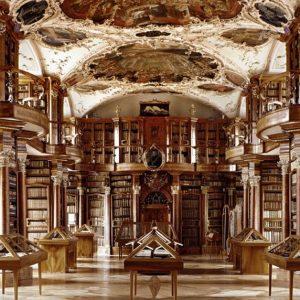 全球图书馆之美
