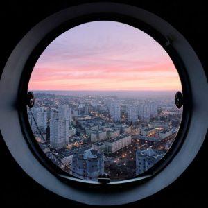 通过塔的眼睛:劳伦特Kronental的照片