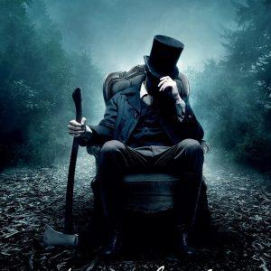 Abraham Lincoln Vampire Hunter - 《吸血鬼猎人林肯》电影海报