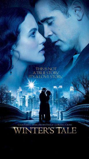 Winter's Tale - 《冬天的故事》电影海报