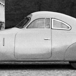 KdF Berlin-Rome race car, Porsche type 64 (1939-1940)