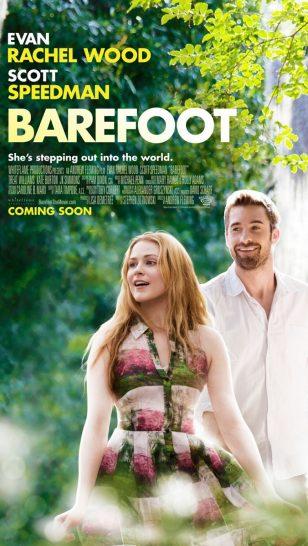 Barefoot - 《赤足》电影海报