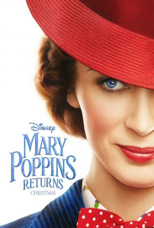 电影海报欣赏:新欢乐满人间(Mary Poppins Returns)