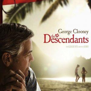 The Descendants - 《后裔》电影海报