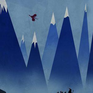 The Hobbit: An Unexpected Journey - 《霍比特人1:意外之旅》电影海报