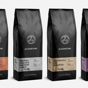 Algorithm Coffee Co