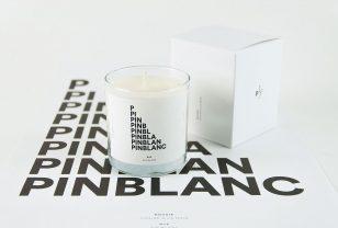 Prune les fleurs candle packaging花卉香料包装