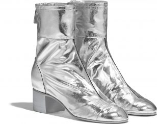 chanel鞋子
