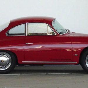 保时捷356(1948-1965)
