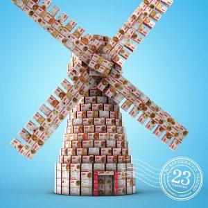 Take Us To Go - Empire State - 美国快餐店 Meal Mart 创意广告:打包带走