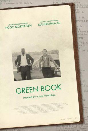 电影海报:绿皮书(Green Book)正式海报