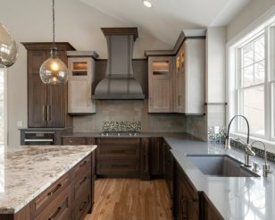 North Oaks - Transitional Kitchen Remodel