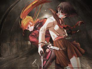Anime wallpaper requiem for the phantom