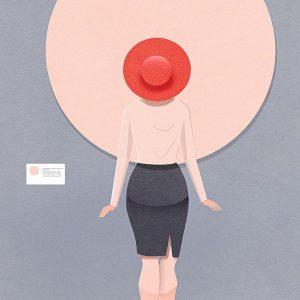 Look At Yours - 葡萄牙公益基金会 Laço Foundation 公益广告:自我检查可有效预防乳腺癌