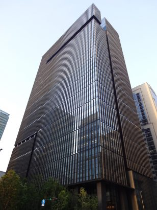 瑞穗金融集团 总部大厦