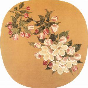 海棠图 林椿