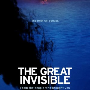 The Great Invisible - 《严重无视》电影海报