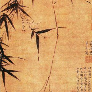 淇渭图 王绂