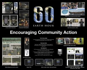 世界自然基金会   World Wildlife Fund (WWF)   李奥贝纳   Leo Burnett   Earth Hour