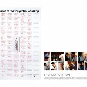 世界自然基金会 | World Wildlife Fund (WWF) | 天联 | BBDO | WWF Thermometer