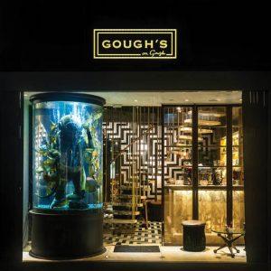 Gough's On Gough (中国,香港) Timothy Oulton Studio
