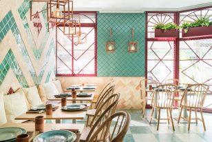 Albabel新餐馆/Masquespacio