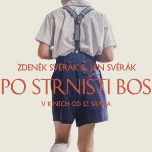 Po strnisti bos - 《赤脚》电影海报