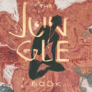 The Jungle Book - 《奇幻森林》电影海报 绘画:Darya Shnykina(俄罗斯)