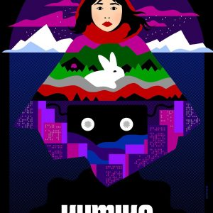 Kumiko, the Treasure Hunter - 《宝藏猎人久美子》电影海报