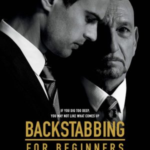 Backstabbing for Beginners - 《与人为恶》电影海报
