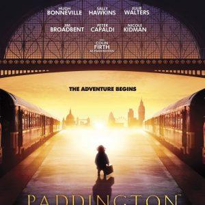 Paddington - 《帕丁顿熊》电影海报
