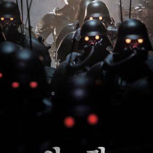 Illang: The Wolf Brigade - 《人狼》电影海报