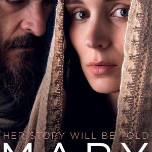 Mary Magdalene - 《抹大拉的玛丽亚》电影海报