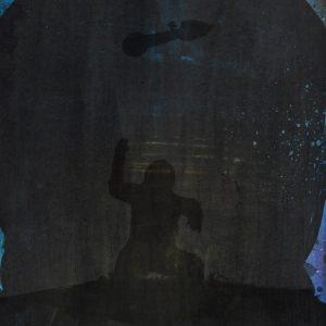 2001: A Space Odyssey - 英国设计师 Dean Walton 电影海报作品:《2001太空漫游》